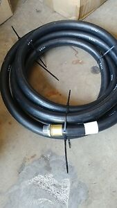 Goodyear Ep Aggie Black Rubber Agricultural Gasoline Hose 1 Npt 19 Ft