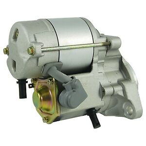 New Starter Fits Carrier Transicold Kubota Diesel Ct4 253875000 253875000rm