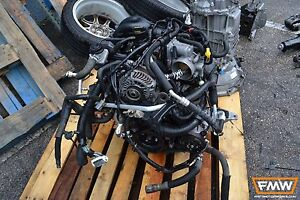 09 11 Rx8 Rx 8 6 Port Manual Mt Rotary Engine 13b 1 3 Renesis Complete 84k
