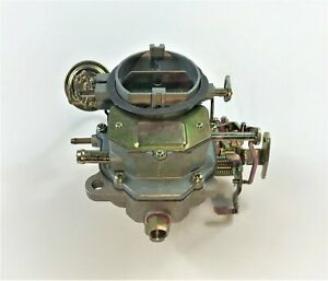 158 Carburetor Type Carter Bbd Hightop 80 85 Jeep Wagoneer 6 Cyl 4 2l Brand New