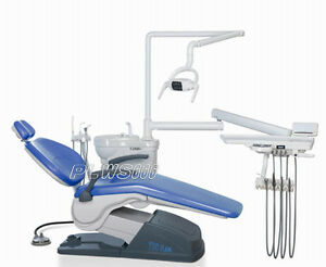 Tuojian Computer Controlled Dental Unit Chair A1 Model 110v Hard Leather In Us