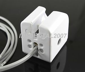 2 Pcs Dental Handpiece Holder Hanger With Micro Air Switch Valve And Tubing