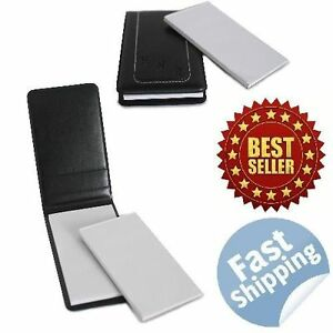 New Memo Pad Holder Note Perfect Police Officers Detectives Golfers Writer Ships