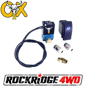 Ox Locker Air Shift Solenoid Kit For Use With Air Operated Ox Locker Only