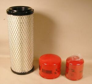 Takeuchi Tb135 Excavator 250 Hr Filter Kit For S n 13514051 And Up