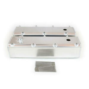 Canton Racing Valve Cover 65 386 Fabricated Tall Aluminum For Ford 429 460 Bbf