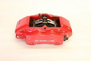 Porsche 997 996 Carrera 911 987 986 Boxster Front Right Brembo Caliper Brake Red