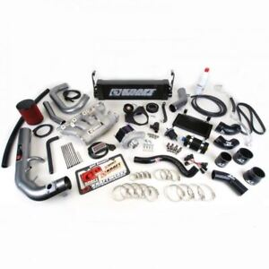 Kraftwerks 12 15 Civic Si Supercharger System W o Tuning Black Edition