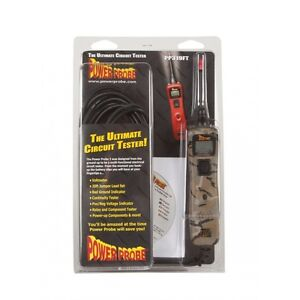 Power Probe 3 Digital Auto Electrical Tester 12 24 Volt Pp3cscamo Camouflage