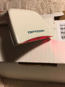 Opticon Opt 6125 usb Handheld Barcode Scanner excellent Condition