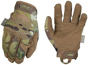 Mechanix Wear Multicam Original Tactical Glove X large Mg 78 011