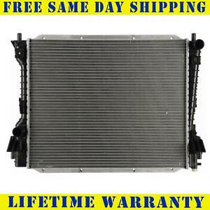 Radiator 2005 2014 For Ford Mustang V6 3 7l 3 9l 4 0l V8 5 0l Fast Free Shipping