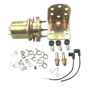 Electric Fuel Pump Pump With 1 4 Npt Inlet And Outlet E8470 P4070