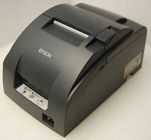 Epson Tm u220b Receipt Kitchen Printer M188b serial rs232