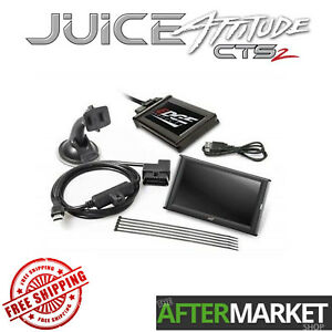 Edge Juice W attitude Cts2 Tuner For 2007 2012 Dodge Ram 2500 3500 6 7l Cummins