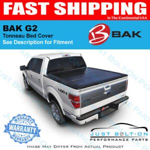 Bakflip G2 Hard Folding Cover 09 18 Dodge Ram Trucks 5 7 Ram Box Bak 226207rb