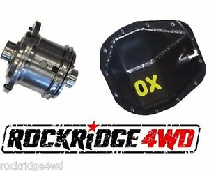 Ox Air Locker Ford Sterling 10 25 10 5 35 Spline W Nodular Differential Cover