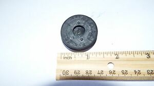 1955 1956 1957 55 56 57 Chevy Firewall Distributor Wiper Cable Wire Grommet