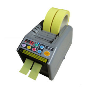 Automatic Packing Tape Dispenser Zcut 9 Tape Adhesive Cutting Cutter Machine