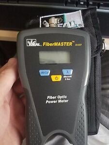 Fiber Optic Power Meter 33 927