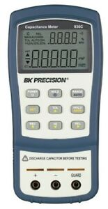 New Bk 830c Dual Display Capacitance Meter 11 000 count 200 Mf