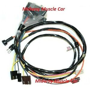 Hei Engine Wiring Harness 69 Chevy Camaro Nova Ss 302 427 350 396