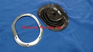 Correct Manual Trans Shifter Console Boot Retainer Ring 64 67 Chevy Chevelle