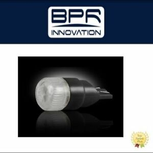 Recon 194 168 T10 High Power White Led Dome Map License Plate Bulbs 264200wh