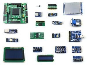 Ep3c16 Fpga Development Kits For Altera Cyclone Iii Includes 20 Modules