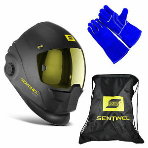 Esab Halo Sentinel A50 Automatic Welding Helmet 0700000800 Bag