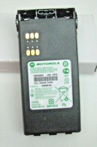 New Motorola Battery Impres Hnn4002a 7 2v Nimh