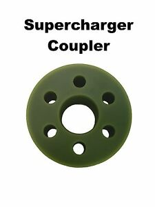 Supercharger Coupler Isolator Fits Eaton M45 Mini Cooper Mercedes