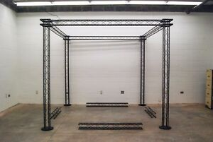 Trade Show Booth Zero Display Truss Brightman Lighting System