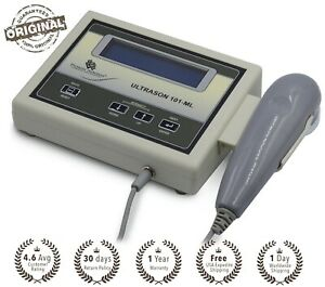 New Ultrasound Therapeutic Physical Therapy Machine 1mhz For Pain Relief Gu101