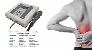 New Professional Physical Therapy Ultrasound Machine 1 3mhz With Programs