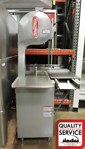Torrey St 295 pe Commercial Meat Band Saw 1 Ph 115v