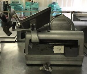 Hobart Commercial Meat Slicer 1712