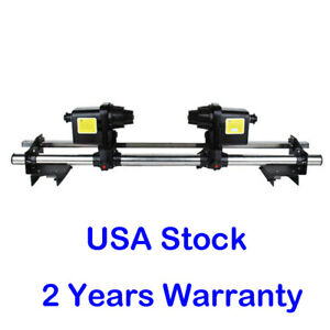 Auto Media Take Up Reel Roller System 2 Motors Roland Sp540i sp300 Epson Mutoh