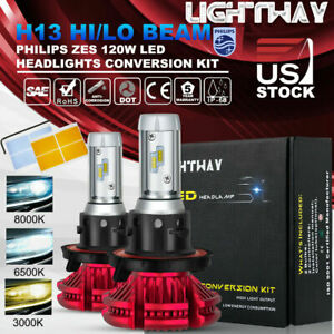 2x 4inch 36w Led Work Light Flood Cree 4wd Offroad Truck Suv Ute 5 Flush Mount