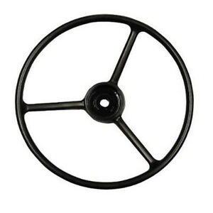 Steering Wheel 385156r1 Fits Ih Farmall 806 1206 1456 1466 1486 1066 Thru 1586