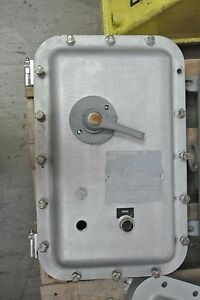 Killark Spm25178 B7021 Explosion Proof Enclosure Used