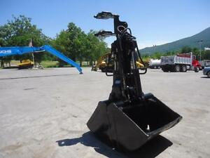 1 2 Yard Smag Fully Hydraulic Rotating Grap Grapple Clamshell Dredging Bucket