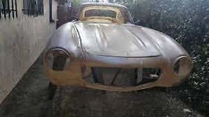 Mercedes Benz 300sl Gullwing Reproduction Fiberglass Body And Steel Tube Chasis