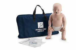 Prestan Infant Cpr Manikin Medium Skin Cpr Aed Training Mannequin Pp im 100 ms