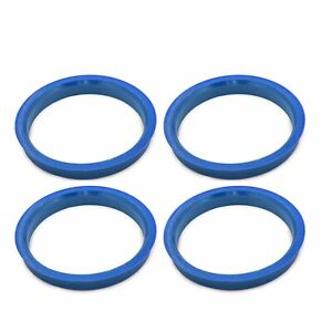 4 Hub Centric Rings 73mm To 66 9mm Hubcentric Ring 73 66 9