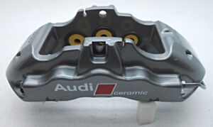 New Oem Audi Rs5 Front Left Driver Bare Brake Caliper 6 Piston 8t0615105k