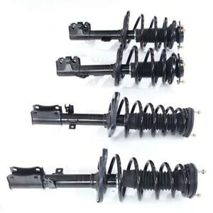 Strut Spring Assembly Front Rear Kit Set Of 4 For 07 11 Toyota Camry