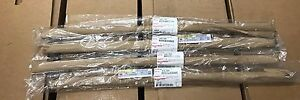 2007 2018 Toyota Tundra Crewmax Outer Door Belt Mouldings 4pc