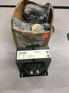 New In Box Dongan Industrial Control Transformer 50 0300 053