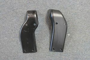 1955 1962 Corvette Motor Mount Support Brackets